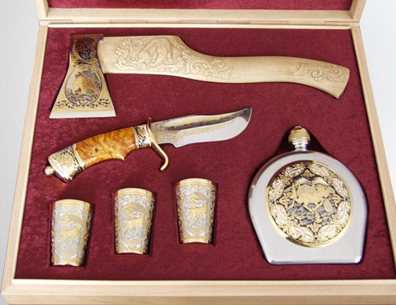 Нож в подарок мужчине на день рождения